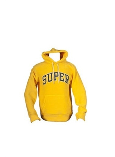 Superfly Superfly 21104 Erkek  Polar Sweat Sarı 101212110425 Sarı